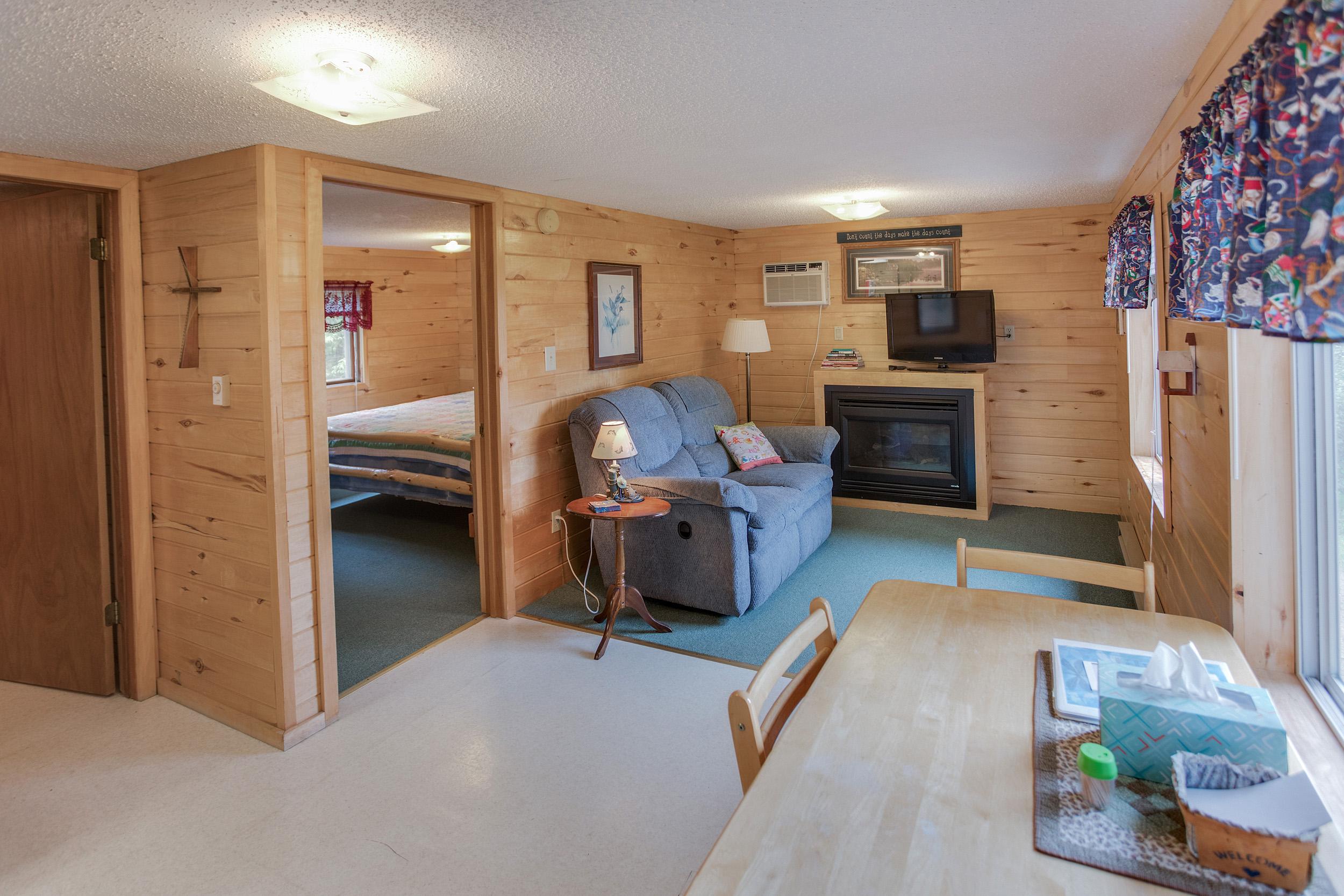 Aspen Cabin Central Mn Cabins Near Longville Twin Spring Resort
